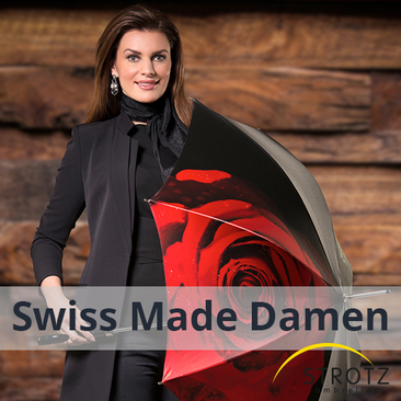 Regenschirme Swiss Made Damen